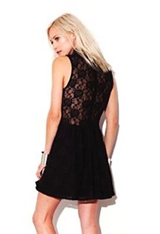 805fdfc0600ba For Love & Lemons For Love Lemons Lulu Lace Mini Dress As Seen On ...