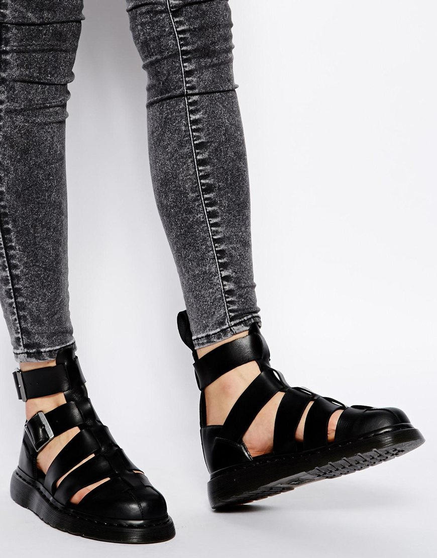 Dr Martens Shore Reinvented Geraldo Ankle Strap Sandals