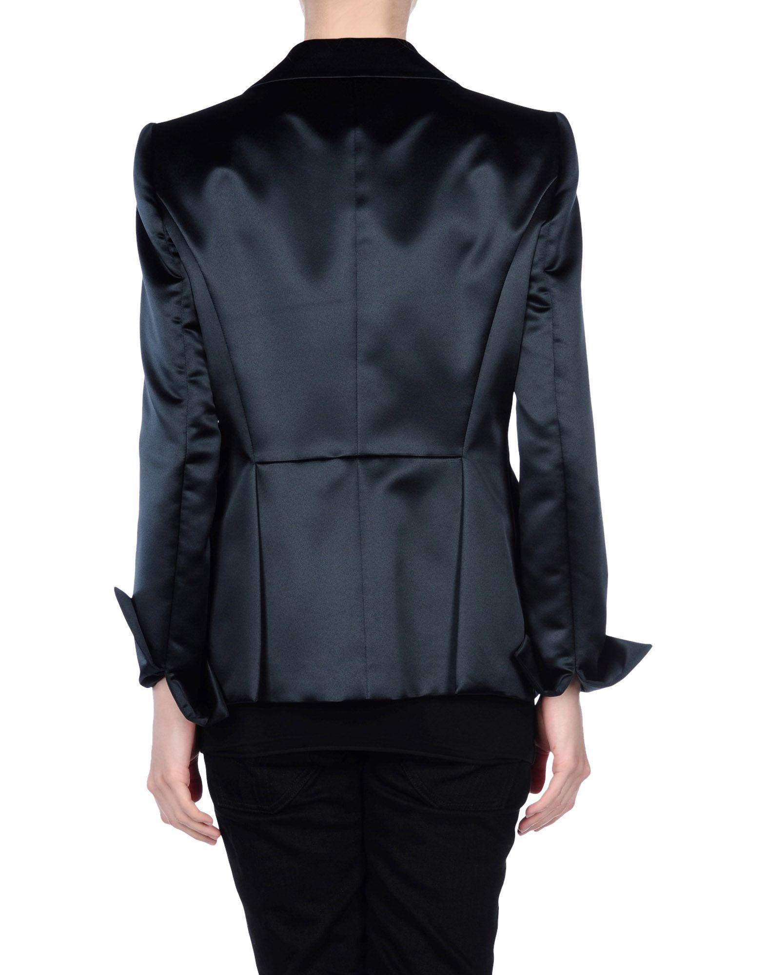 Lyst Armani Blazer In Black