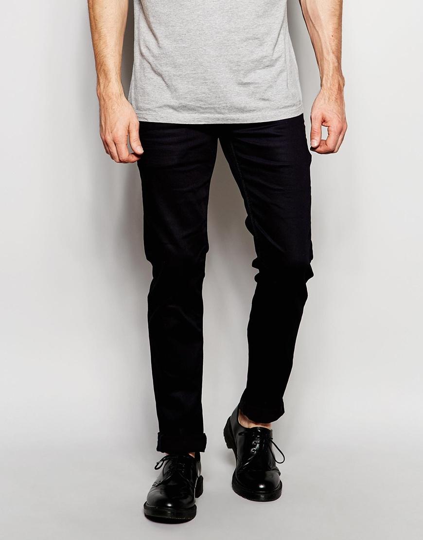 lyst pepe jeans powerflex hatch superstretch slim fit. Black Bedroom Furniture Sets. Home Design Ideas