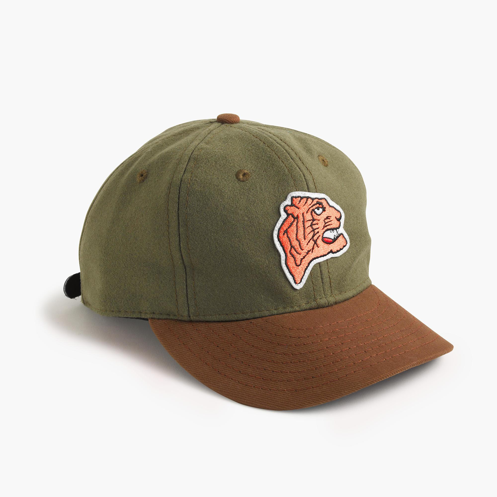 421c54c2a8 J.Crew Green Ebbets Field Flannels Marianao Tigres Indigo Ball Cap for men