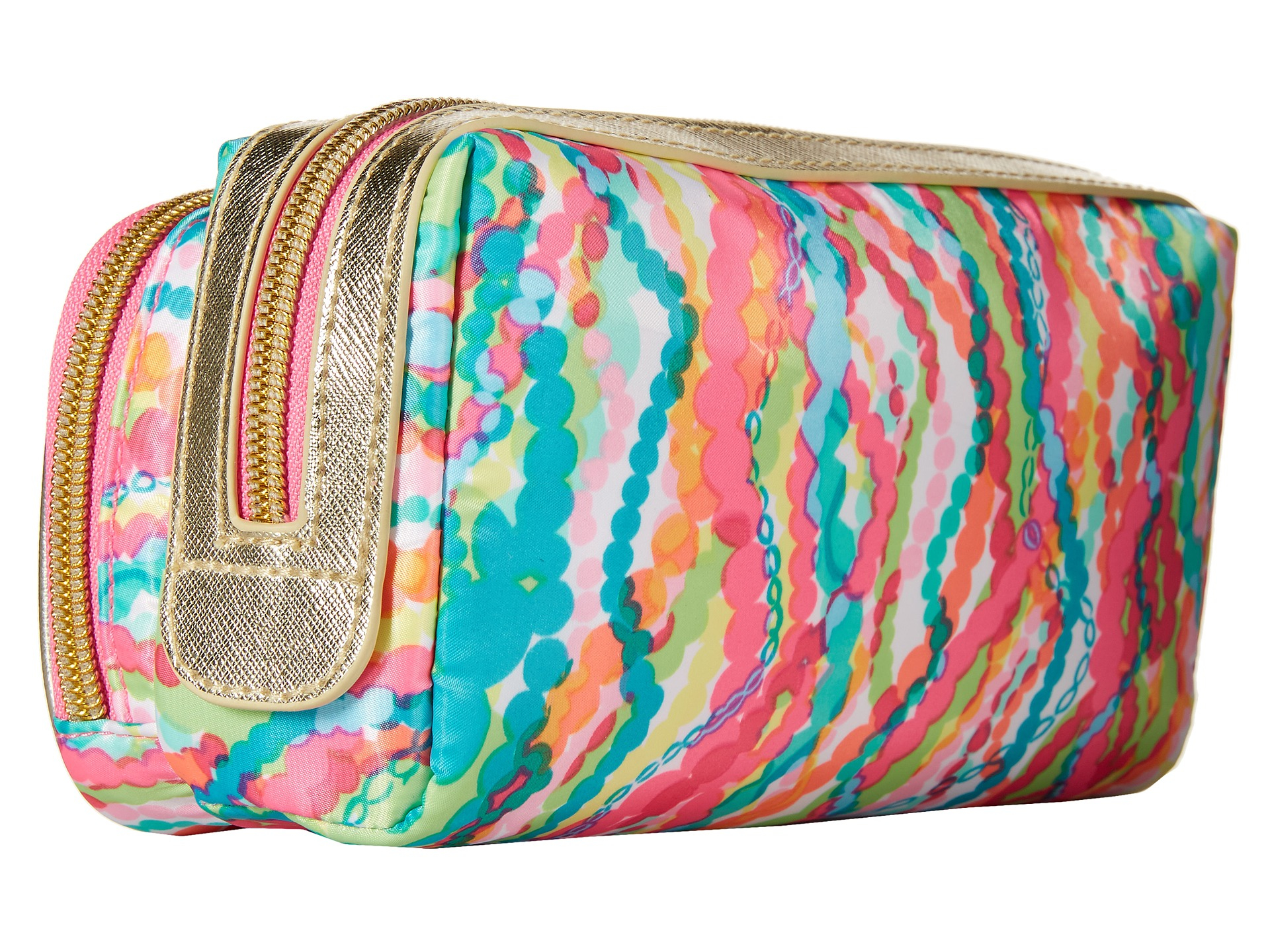 Lilly Pulitzer Make It Cosmetic Case For Men Lyst