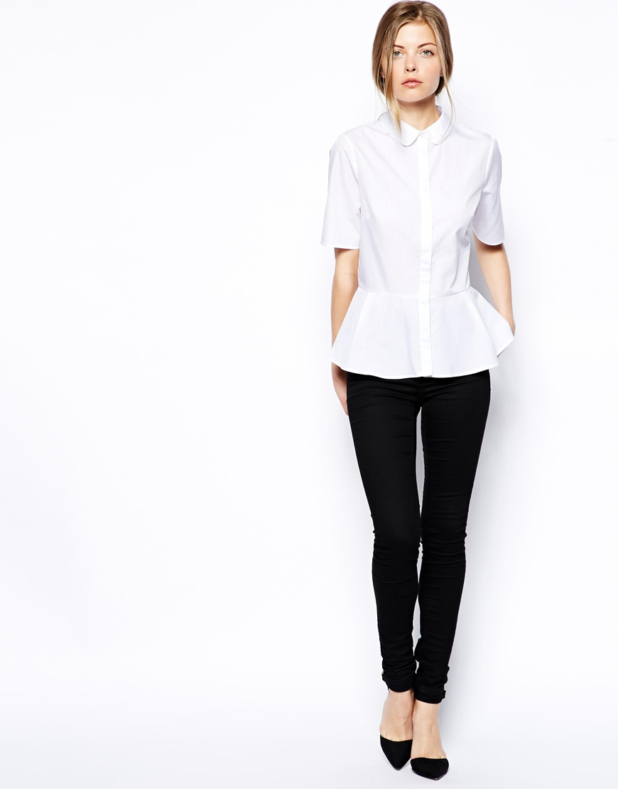 Shop for peplum shirts at missionpan.gq Free Shipping. Free Returns. All the time.