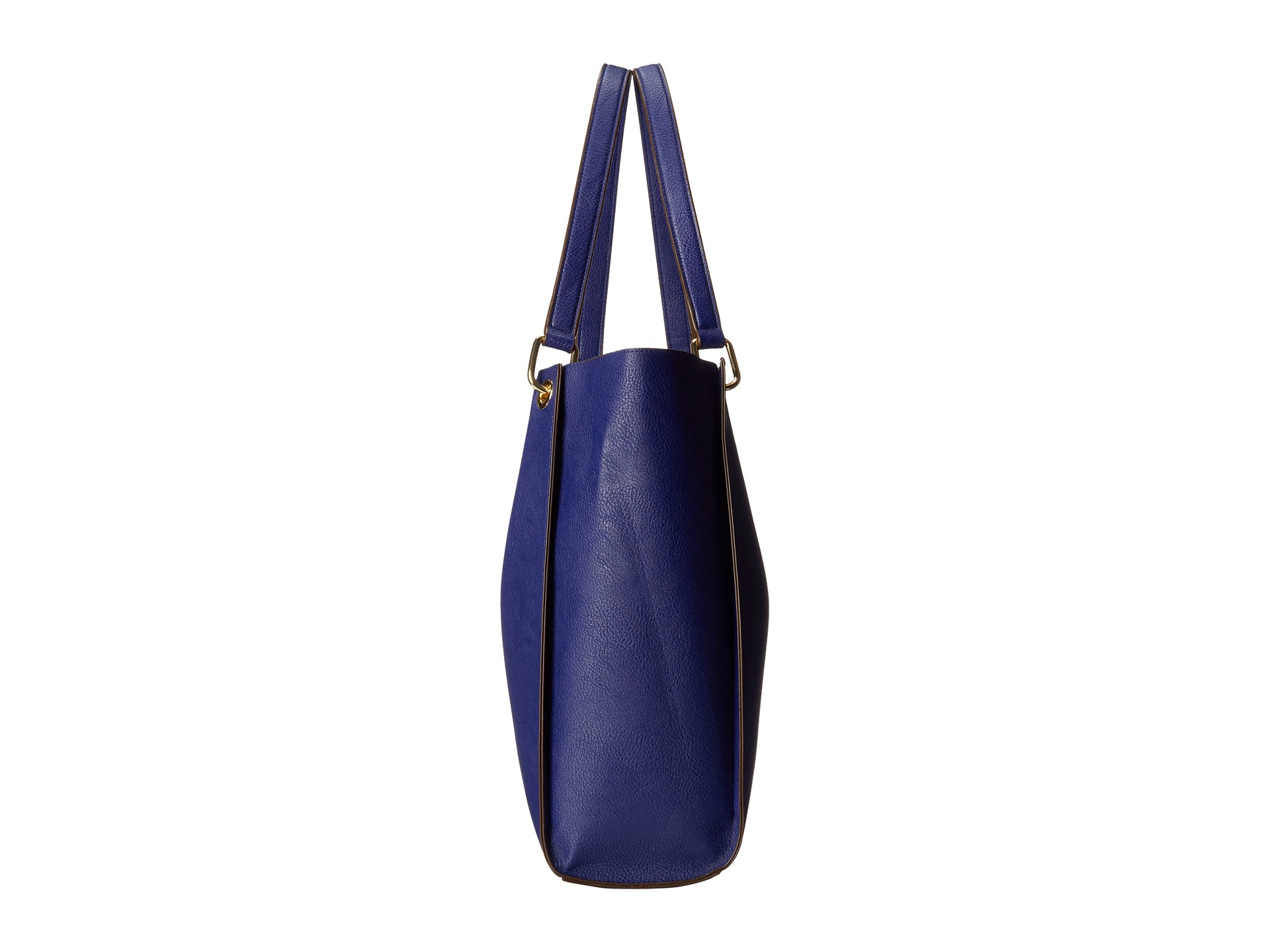 Ralph Lauren Tote Laukku : Lauren by ralph aiden n s tote in blue lyst