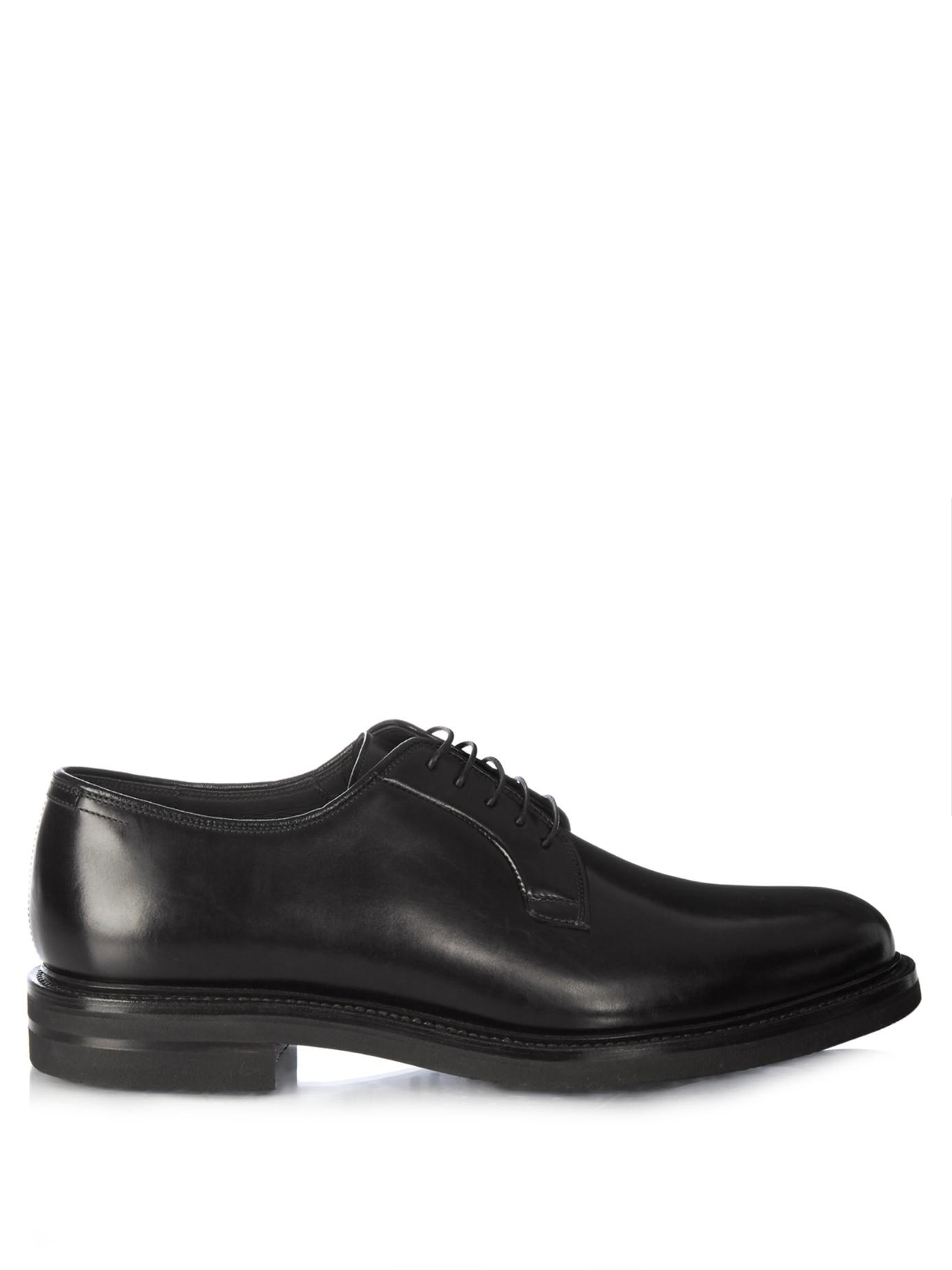 clearance pictures Brunello Cucinelli Leather Monili Oxfords discount marketable bpxsAC8