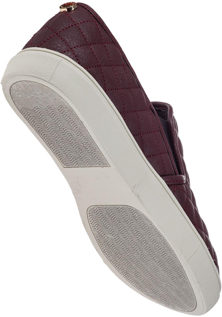 26e32f5717 Lyst - Steve Madden Ecentrcq Slip-on Sneaker Wine in Purple