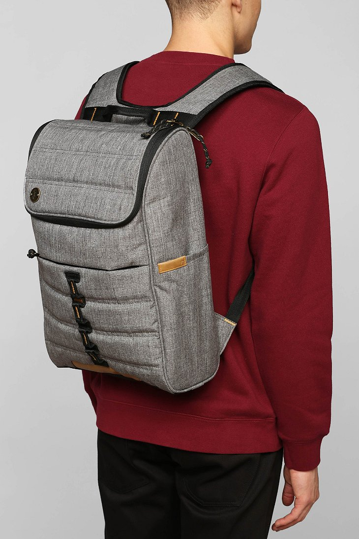 Focused Space The Commander Backpack In Gray For Men Lyst