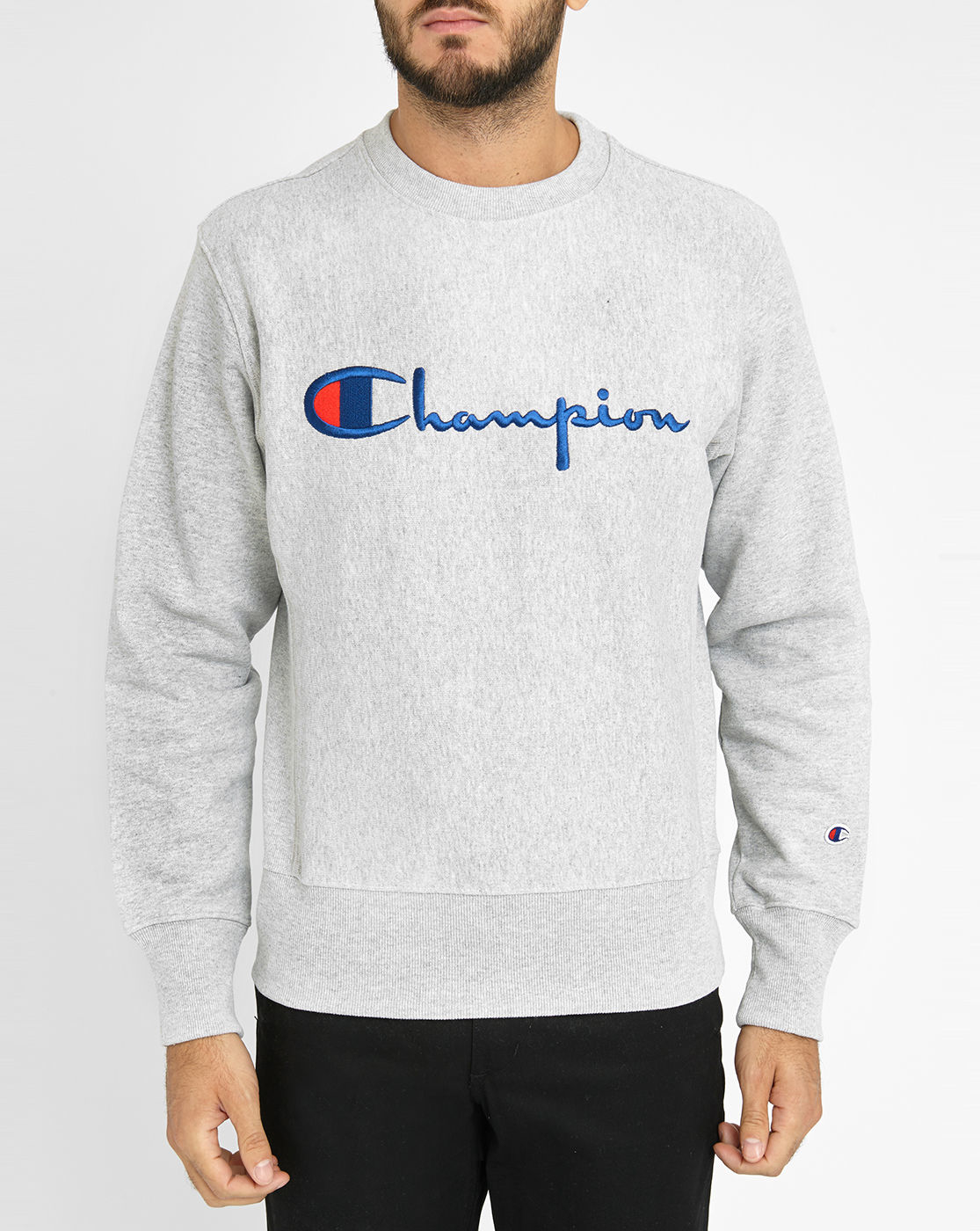 Champion Reverse Weave Sweatshirt | Fashion Ql