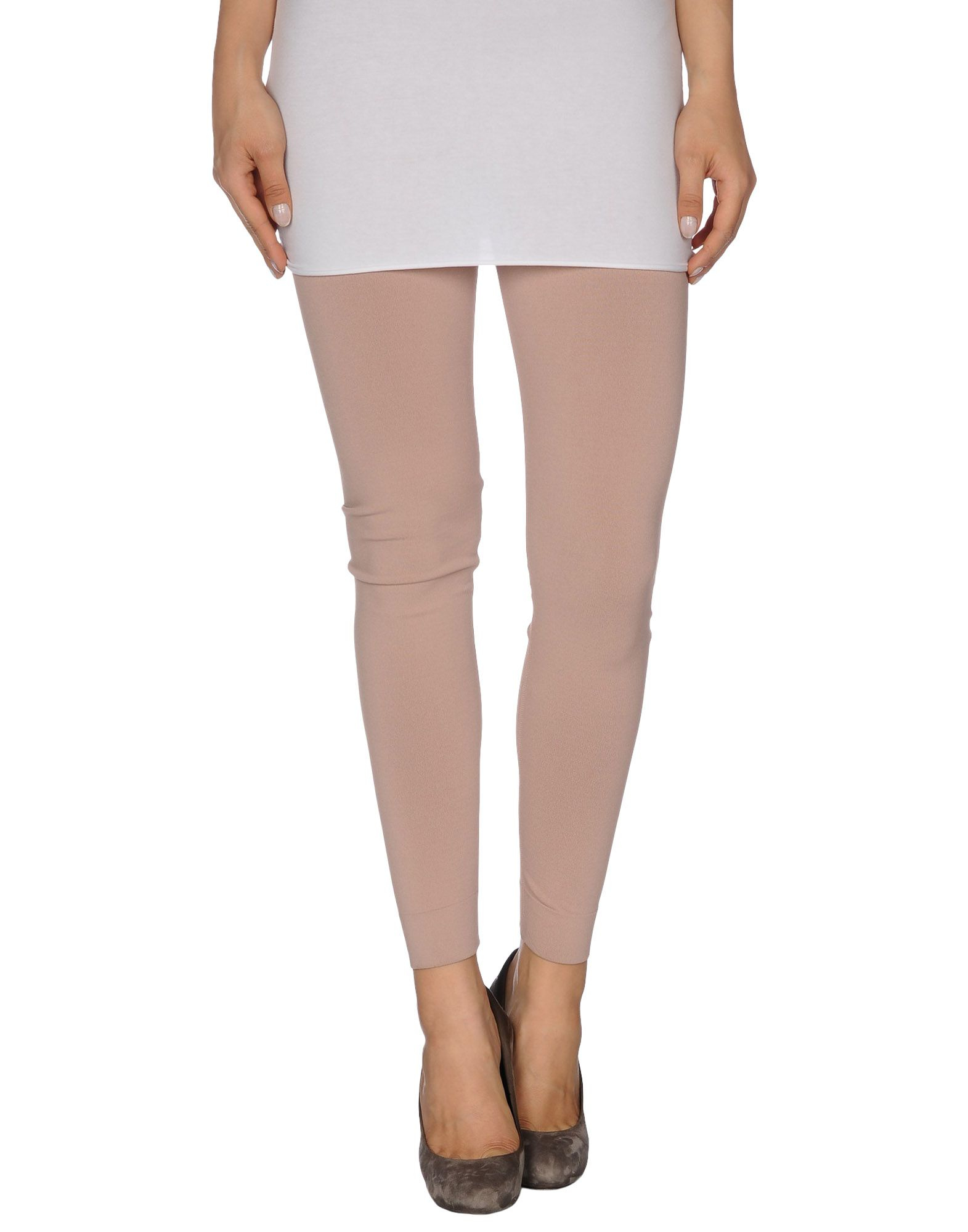 Alau00efa Leggings in Pink (Skin color) | Lyst