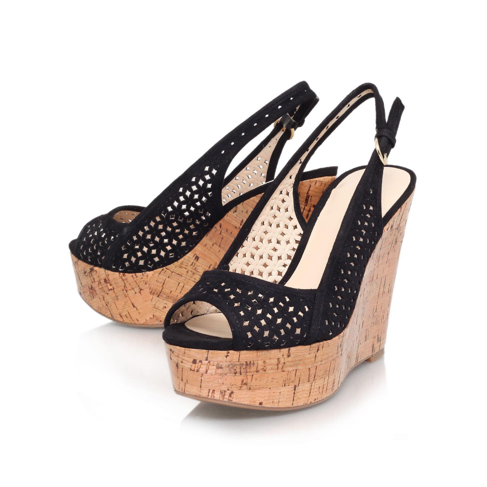 Nine West Wedge Shoes Uk