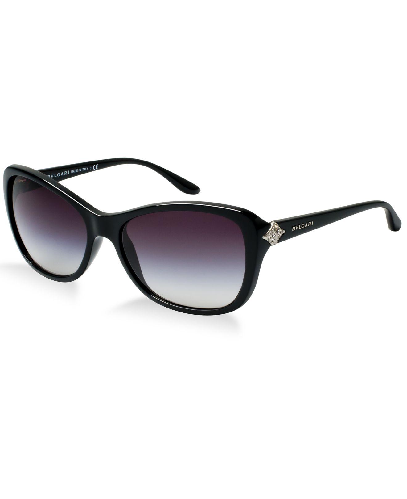 c33a25a597 Lyst - BVLGARI Sunglasses