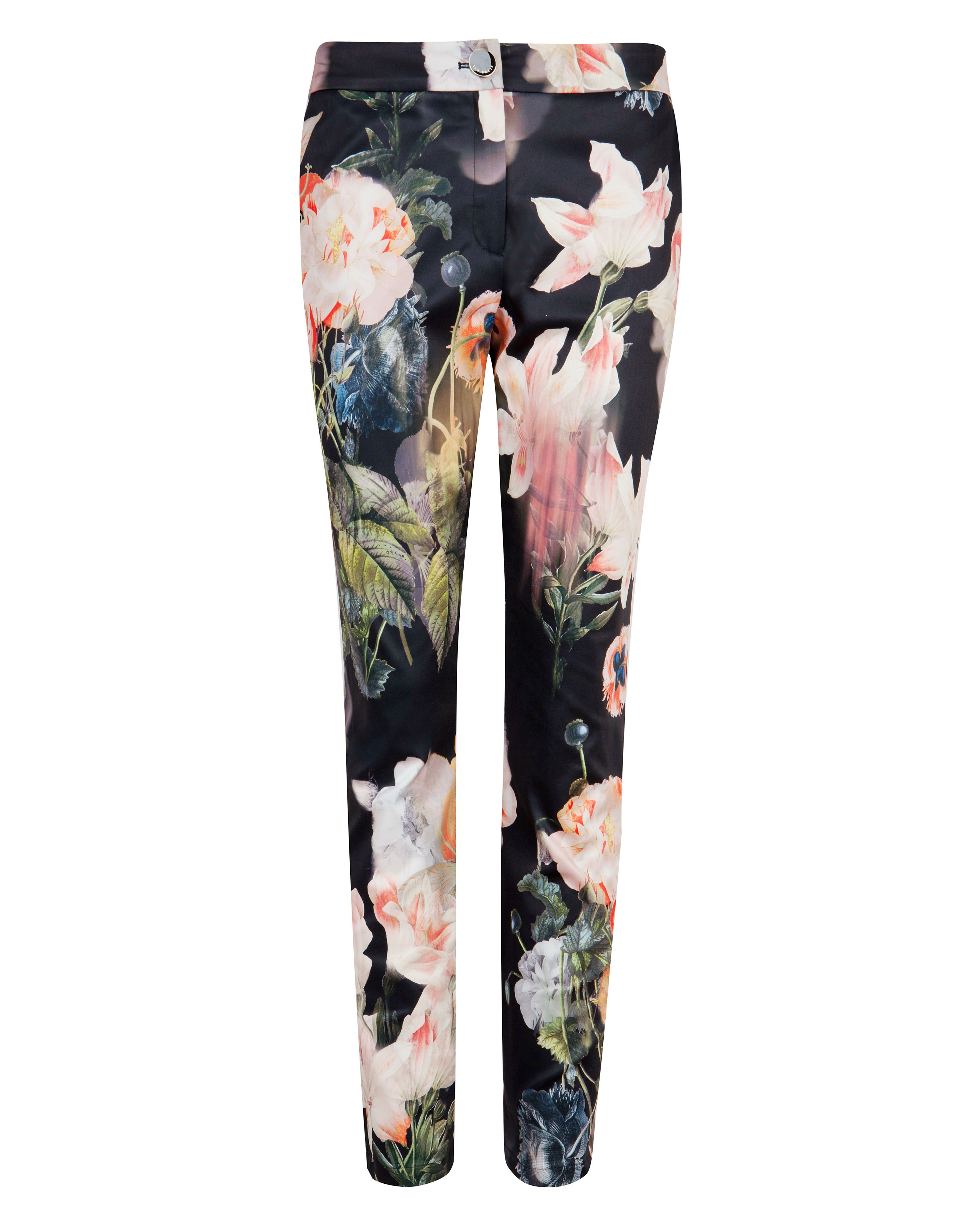 For Cheap Jungle Print Trousers Ted Baker Free Shipping Release Dates For Sale Cheap Price 0Le4H