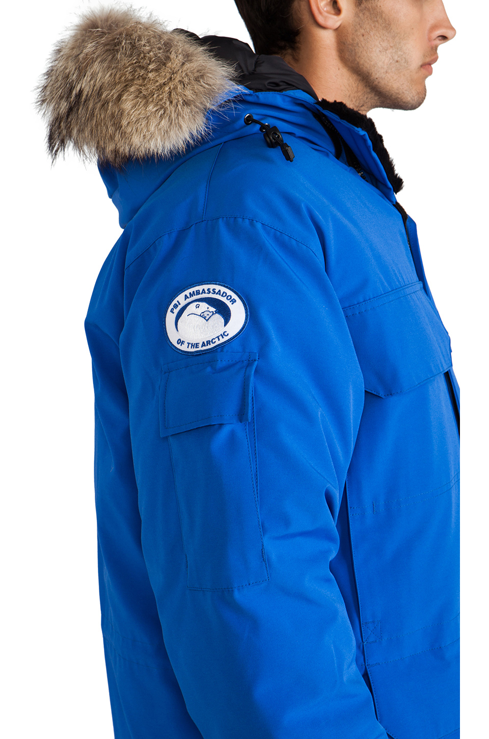 Canada Goose hats sale price - Canada goose Polar Bears International Expedition Parka With ...