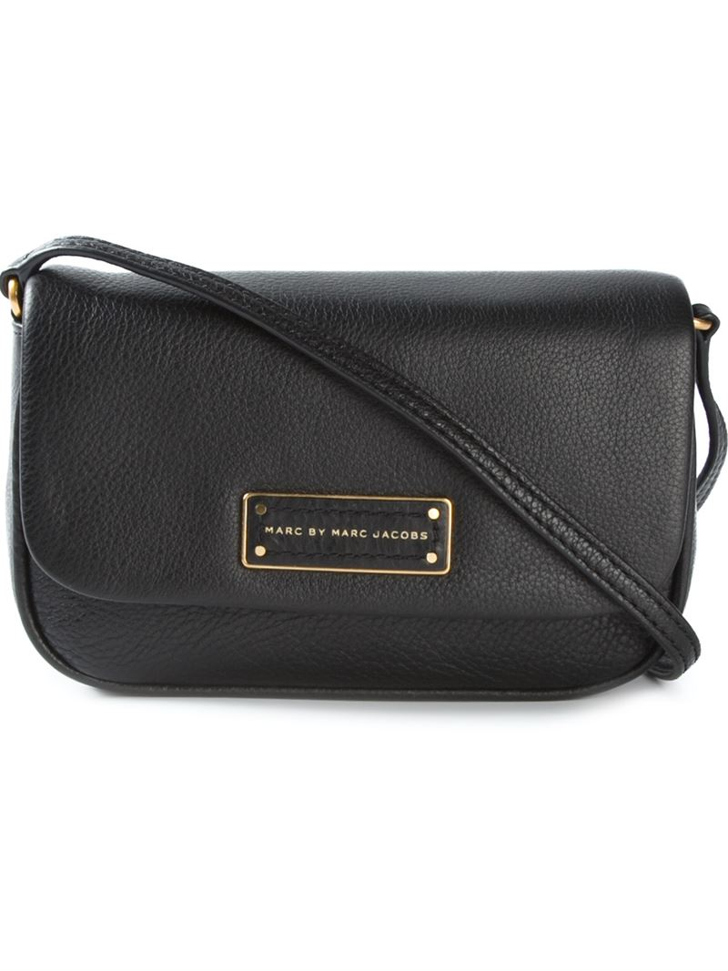 Marc By Marc Jacobs 'Sofia' Cross Body Bag in Black