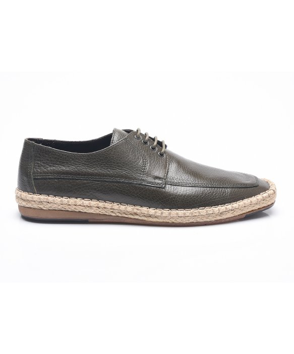 Bruno Magli Galiff Oxford Casual Shoes In Green For Men | Lyst