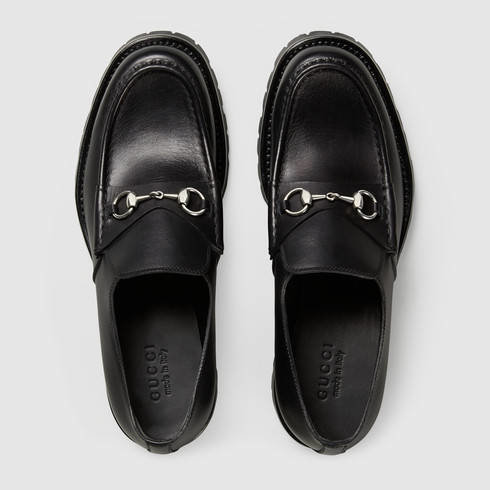 26236fd22cd Gucci Horsebit Loafer in brown crocodile leather for  2600. Gallery. Gallery