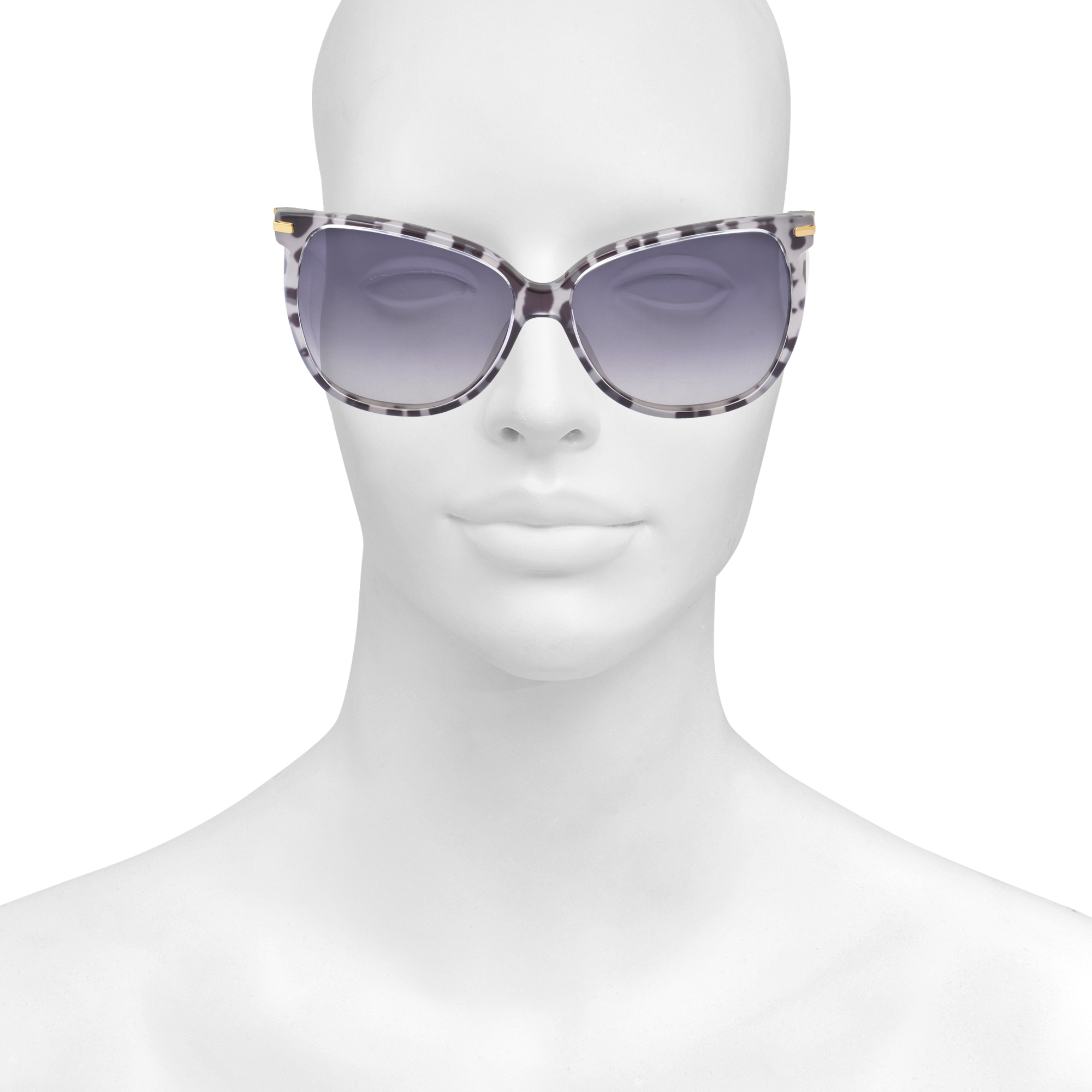 6aeaea38c0bc Marc Jacobs Mj 504/s Leopard Print Sunglasses in Purple - Lyst