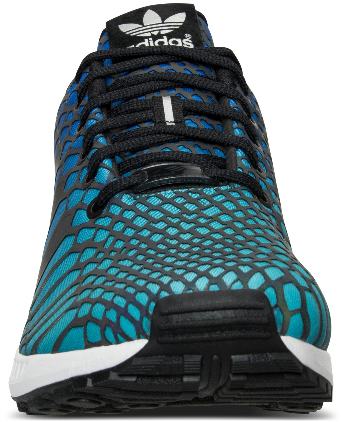 Lyst Adidas Men S Zx Flux Xeno Casual Sneakers From