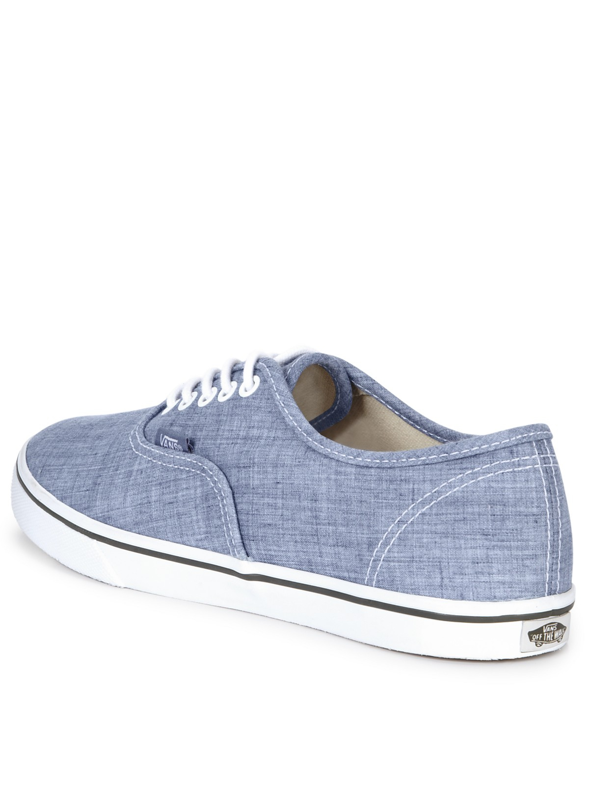 chambray authentic lo pro vans  28548bed25