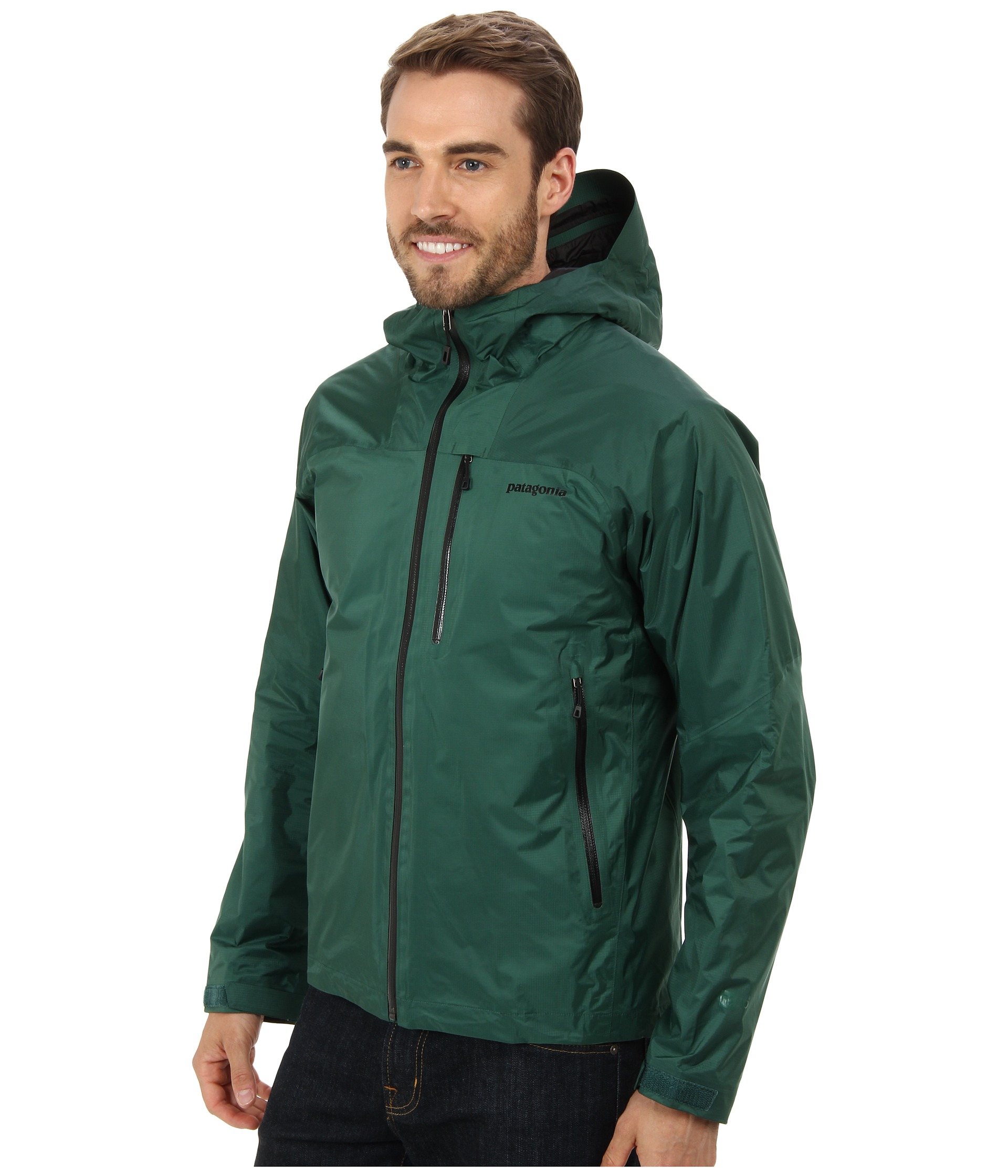 a8581d55e Patagonia Green Insulated Torrentshell Jacket for men