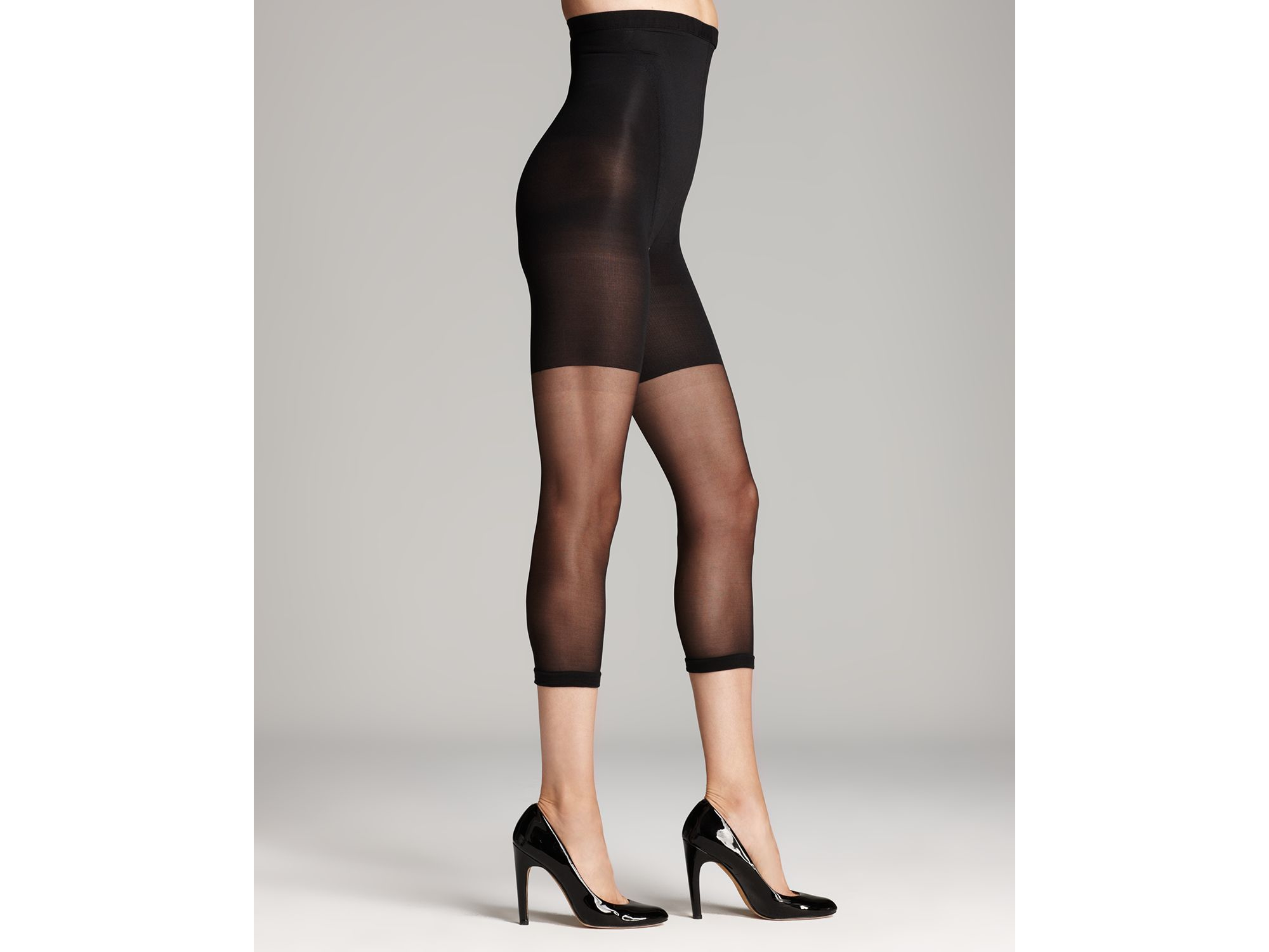 Excellent spanx footless pantyhose were not