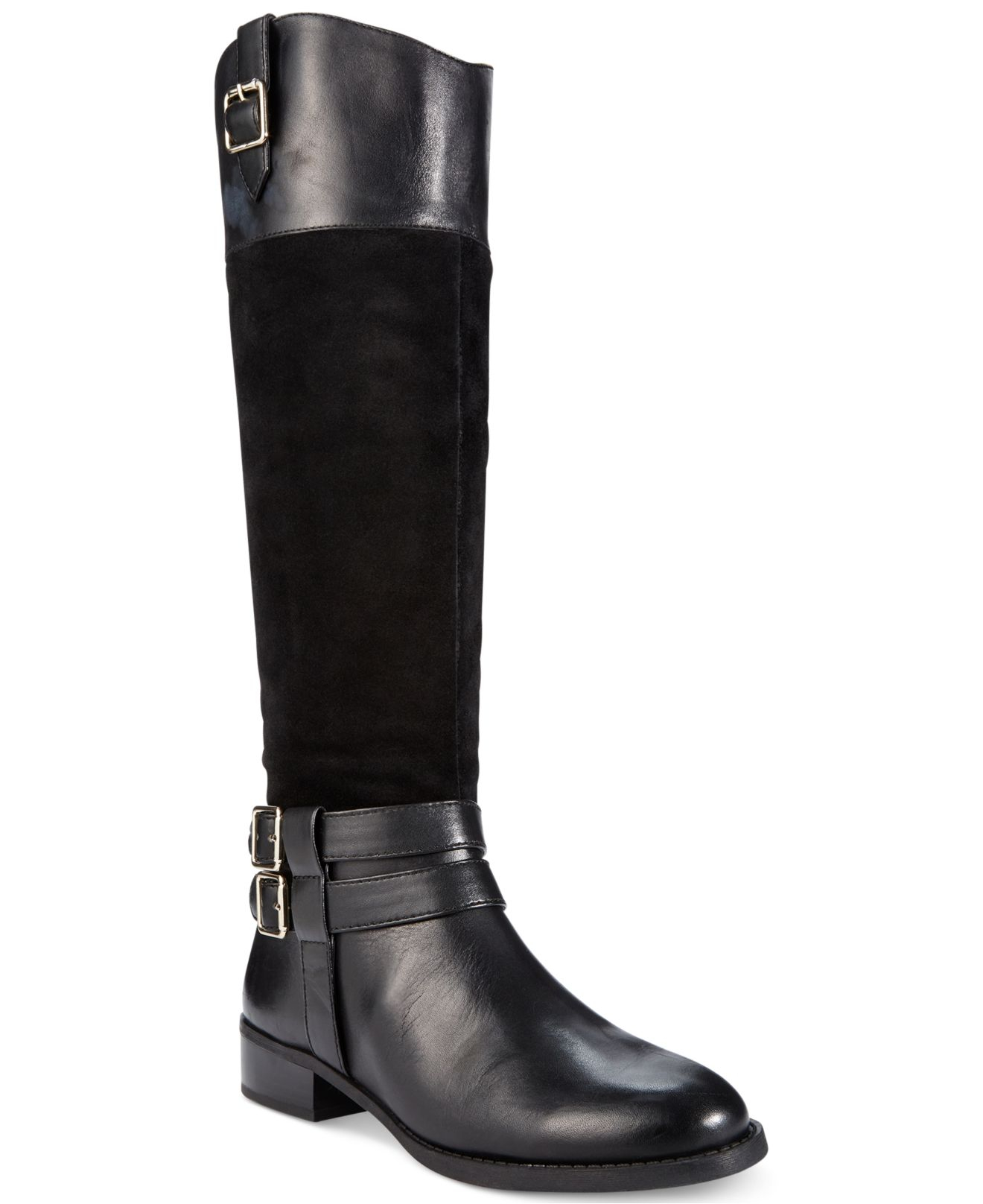 New Reneeze BERRY02 Womens Fashion KneeHigh Riding Boots  BLACK BERRY