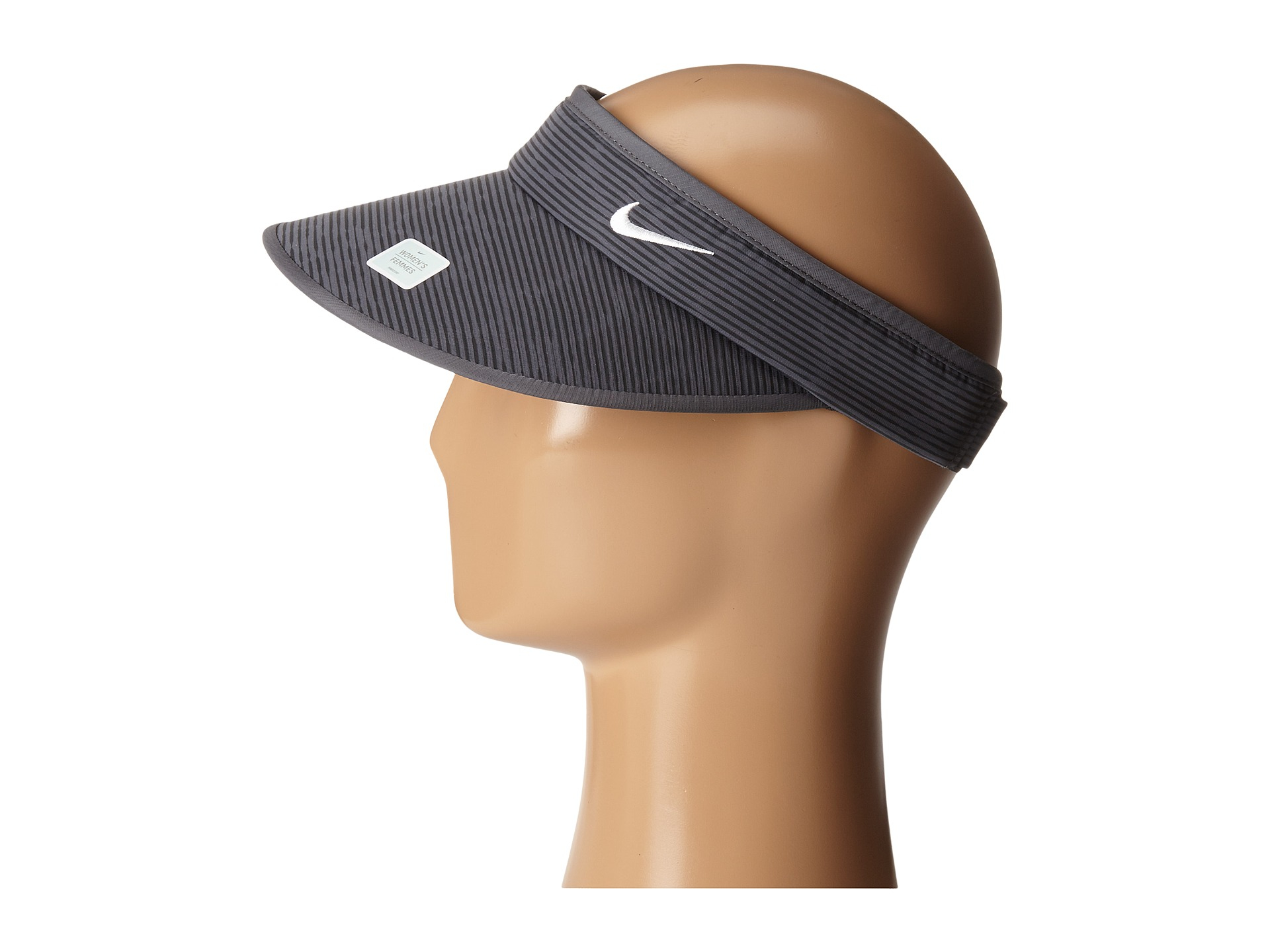 Lyst - Nike Big Bill Camoanimal Visor in Gray 0cb157c4e01