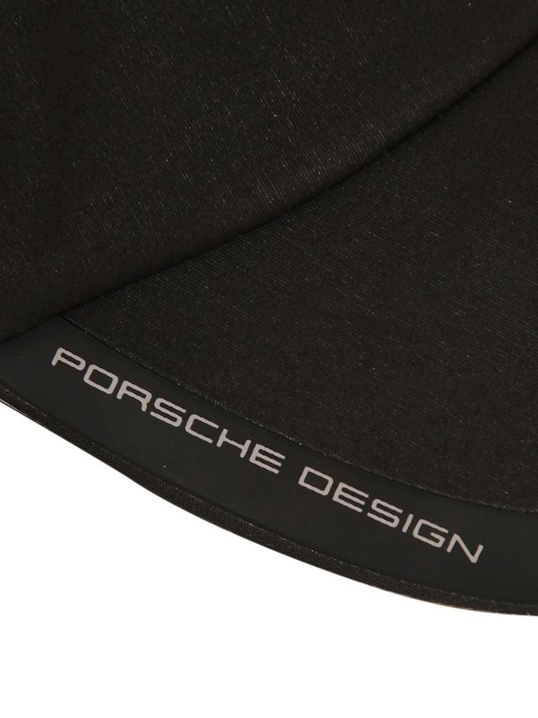 newest 4e49b 7f925 Porsche design Tech Cap Waterproof Heat Sealed Hat in Black for Men Lyst