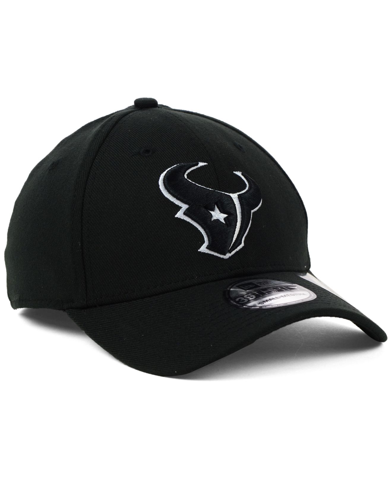 c8a958989 ... sweden lyst ktz houston texans classic 39thirty cap in black for men  fa1ab c1a88