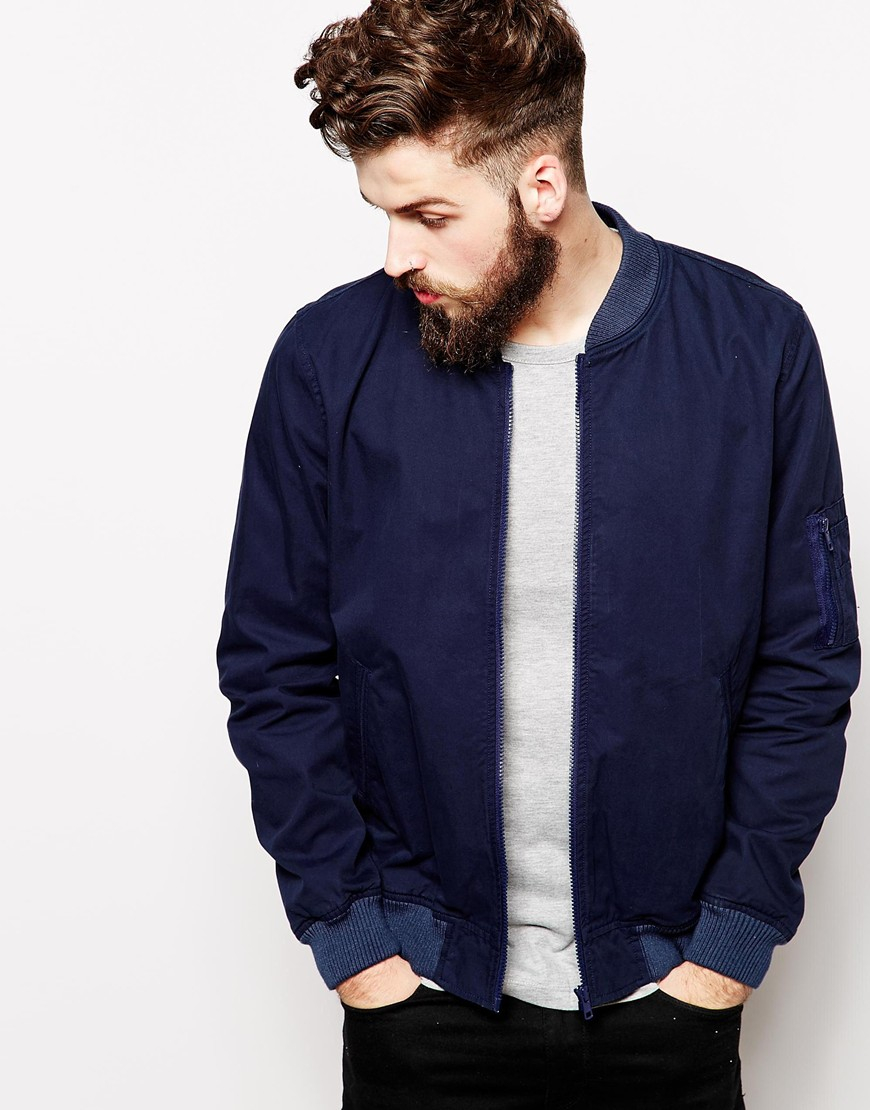 Free shipping and returns on Men's Blue Coats & Jackets at theotherqi.cf