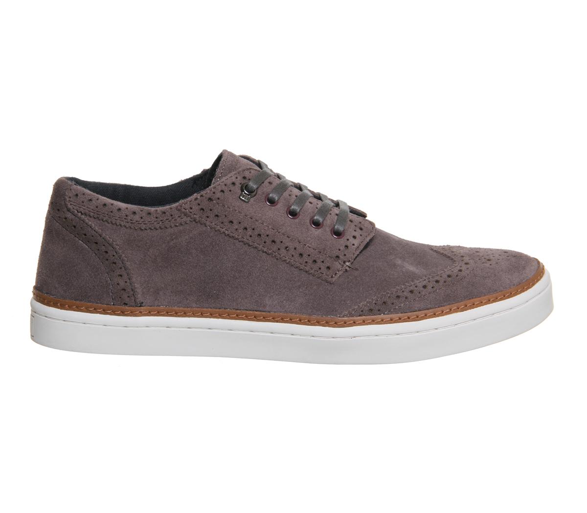 Grey Men Ted Baker Shoe
