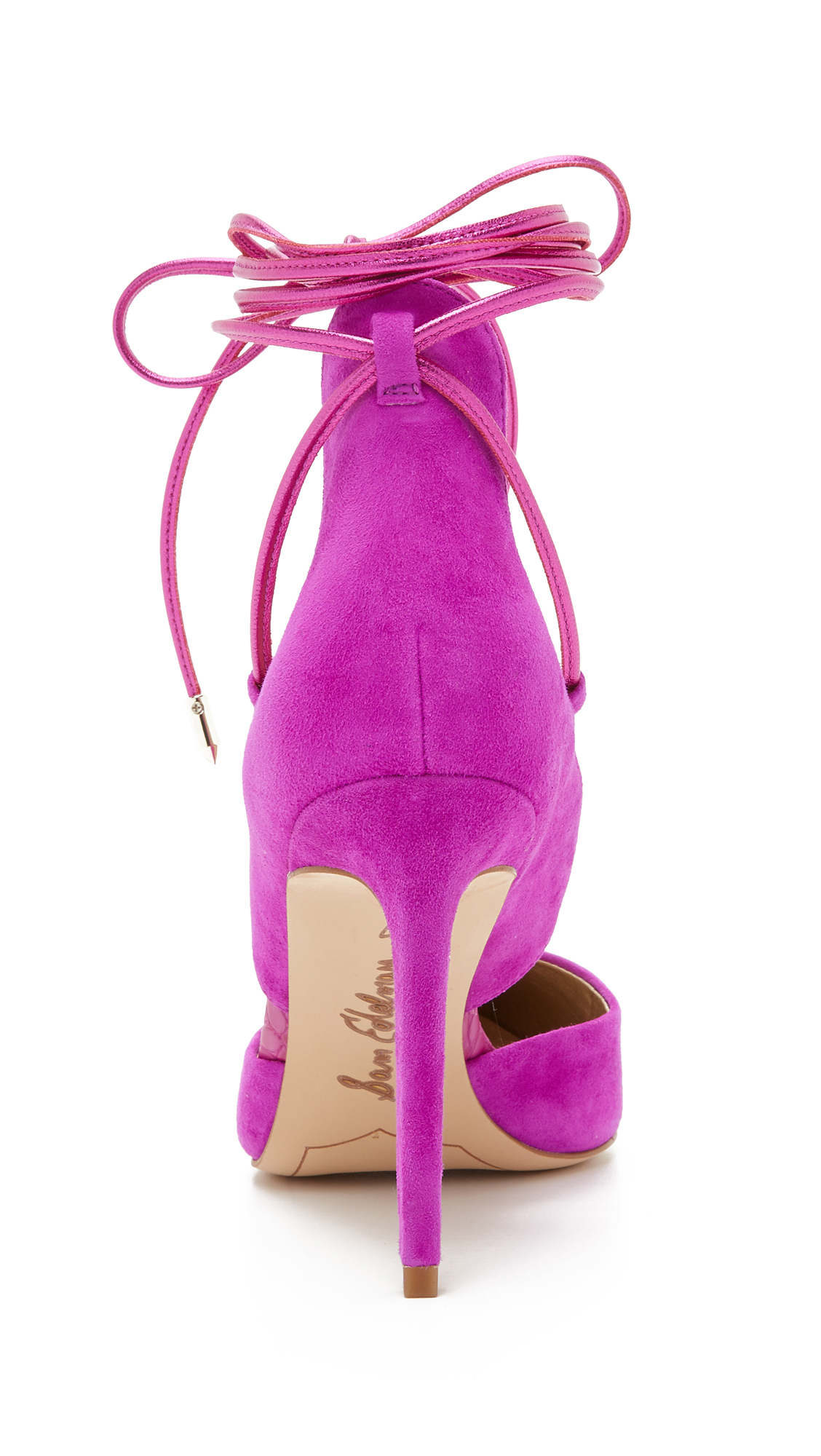 dd46cece52c0e Gallery. Previously sold at  Shopbop · Women s Lace Up High Heels ...