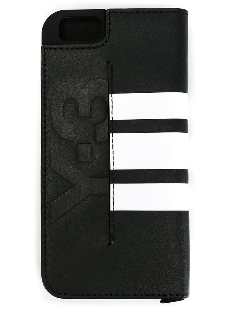 Y 3 Iphone 6 Case In Black Lyst