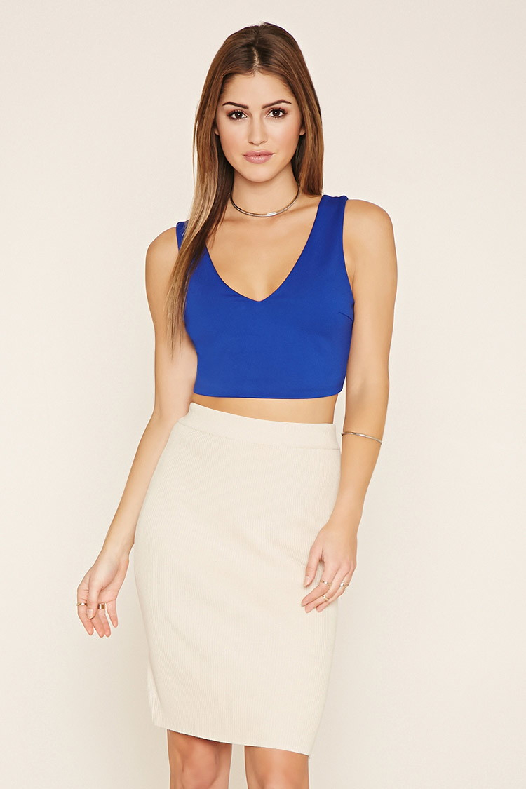 d441d0ce085469 All about Women S Tops Sweaters Crop Tops Tanks More Forever 21 ...
