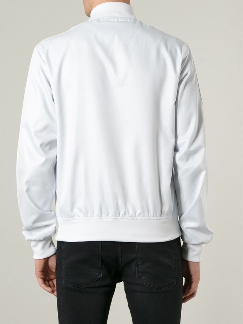 adidas 'Supercolour' Jacket in White for Men