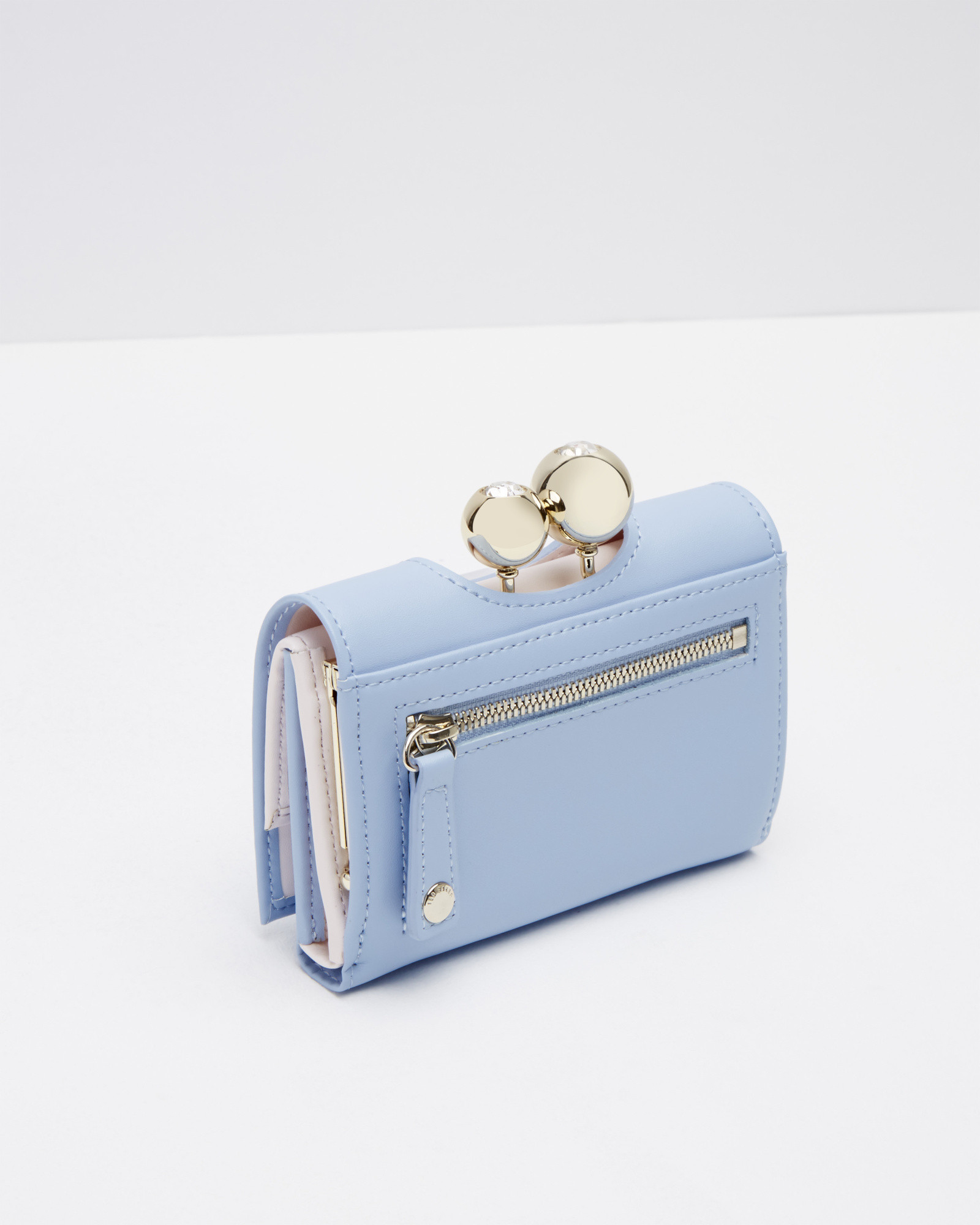 c995774a2 Ted Baker Small Patent Purse With Pearl Crystal Bobble - Best Purse ...