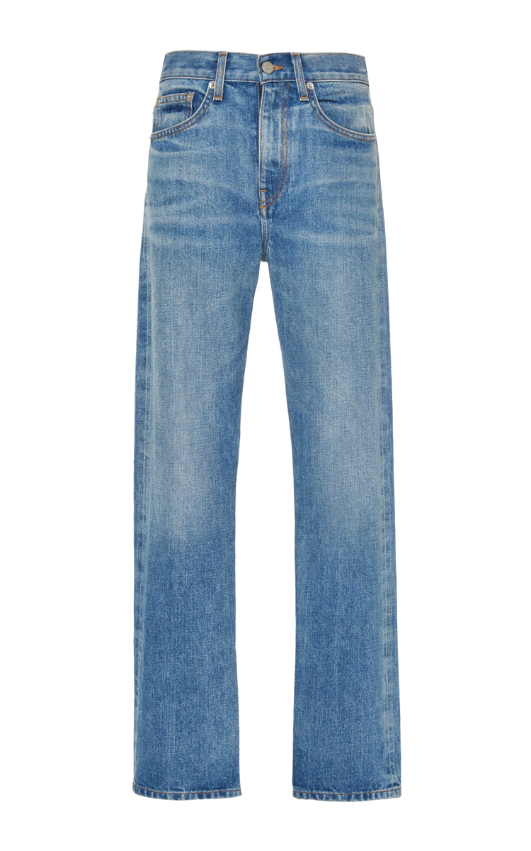 Brock collection Wright Light Vintage High Rise Jeans in ...