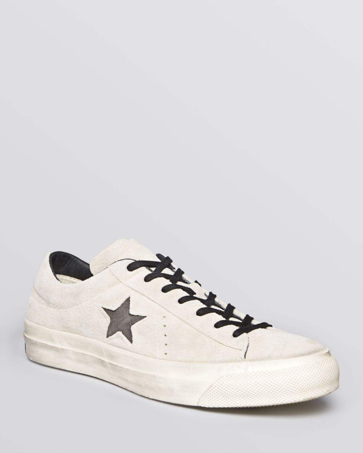 572798b01469 Lyst - Converse By John Varvatos One Star Brushed Suede Sneakers in ...