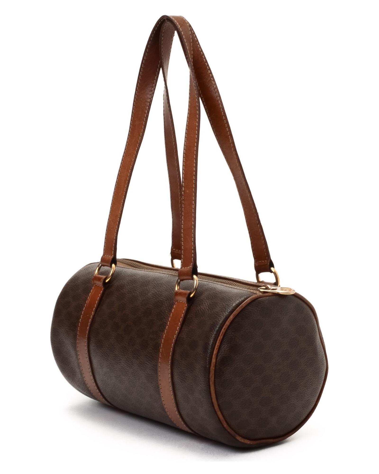 celine brown handbag