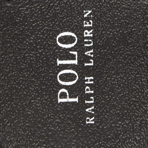 b77787e5fcd0e Polo Ralph Lauren Men s Almer Ii -ne Flip Flops in Black for Men - Lyst