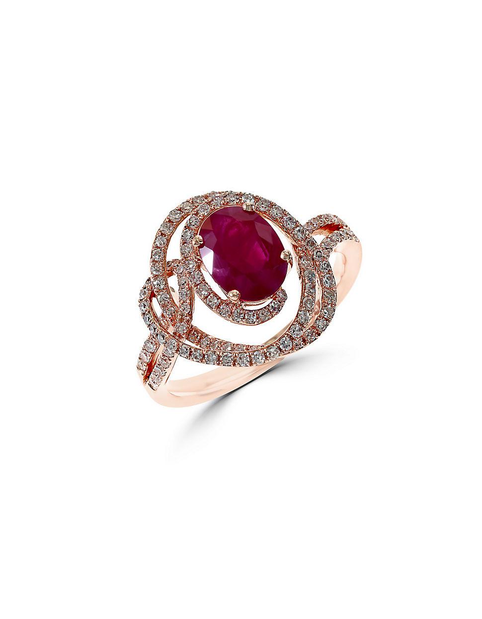 Effy Jewelry Ruby Ring