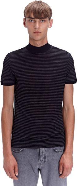 Armani T Shirts Mens