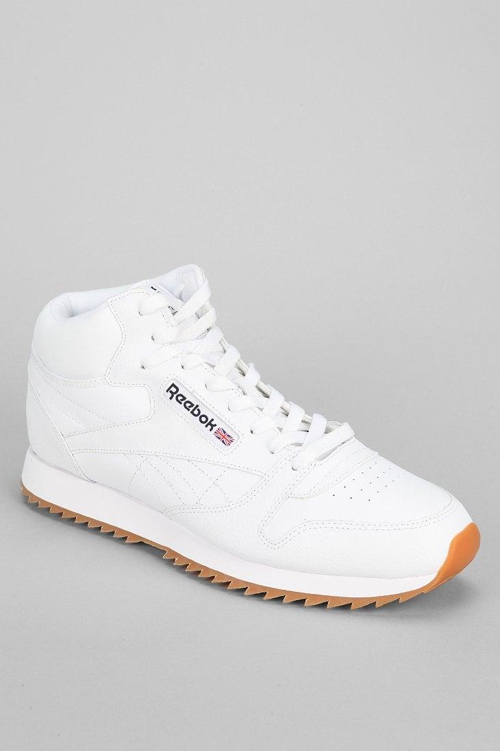 Reebok Classic Leather Midtop Sneaker
