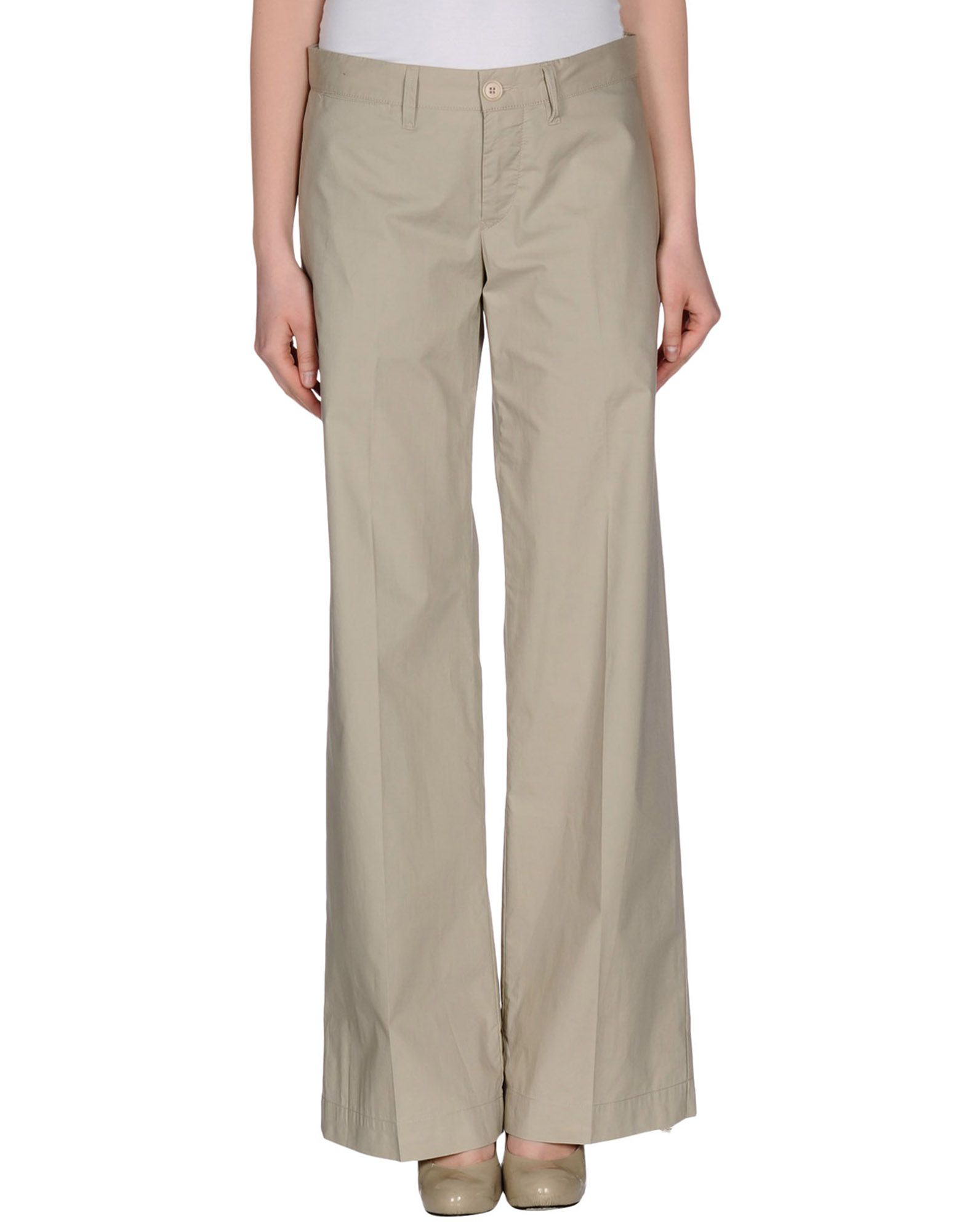 Luxury Roberto Cavalli Casual Trouser In Gray Light Grey  Lyst