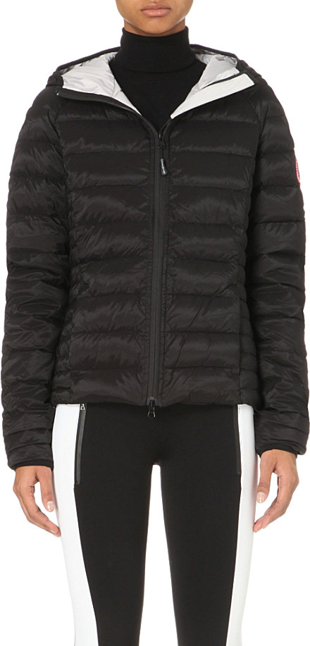 canada goose quilted jacket