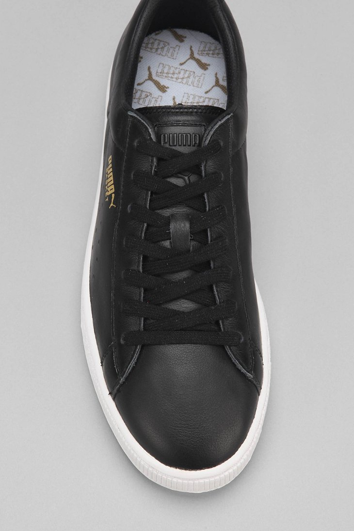 best authentic c8a91 93b92 Men's Black Basket Classic Citi Series Sneaker