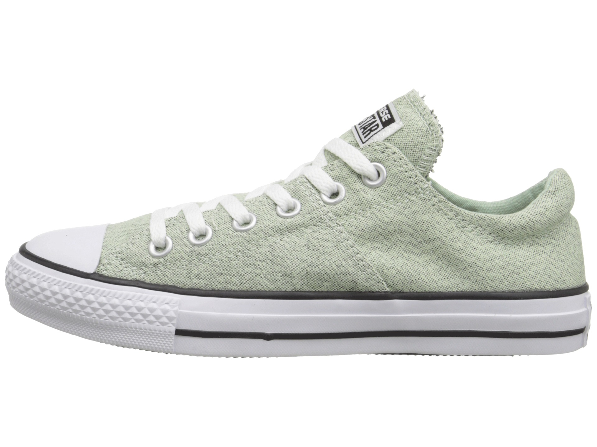 converse madison ox sneaker mint