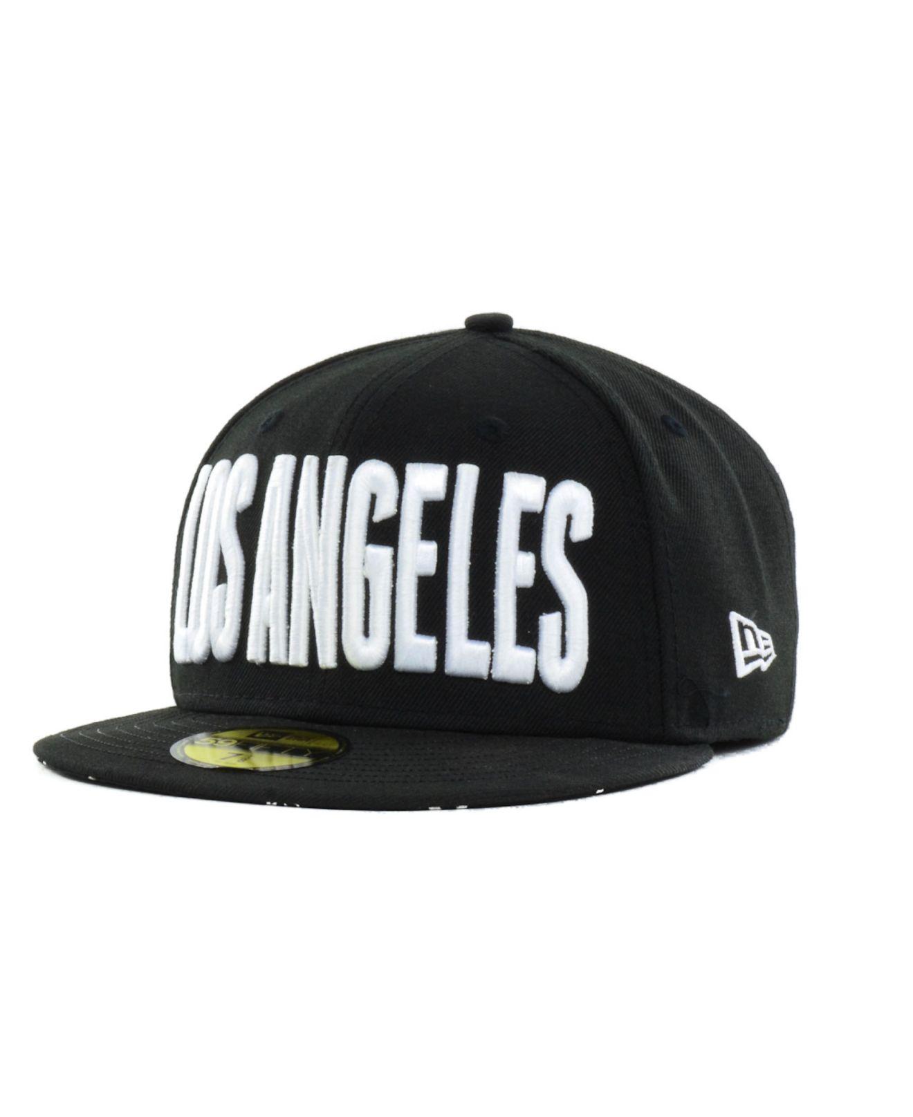 366638f9508 ireland lyst ktz los angeles dodgers big gps 59fifty cap in black for men  98a02 97bf2