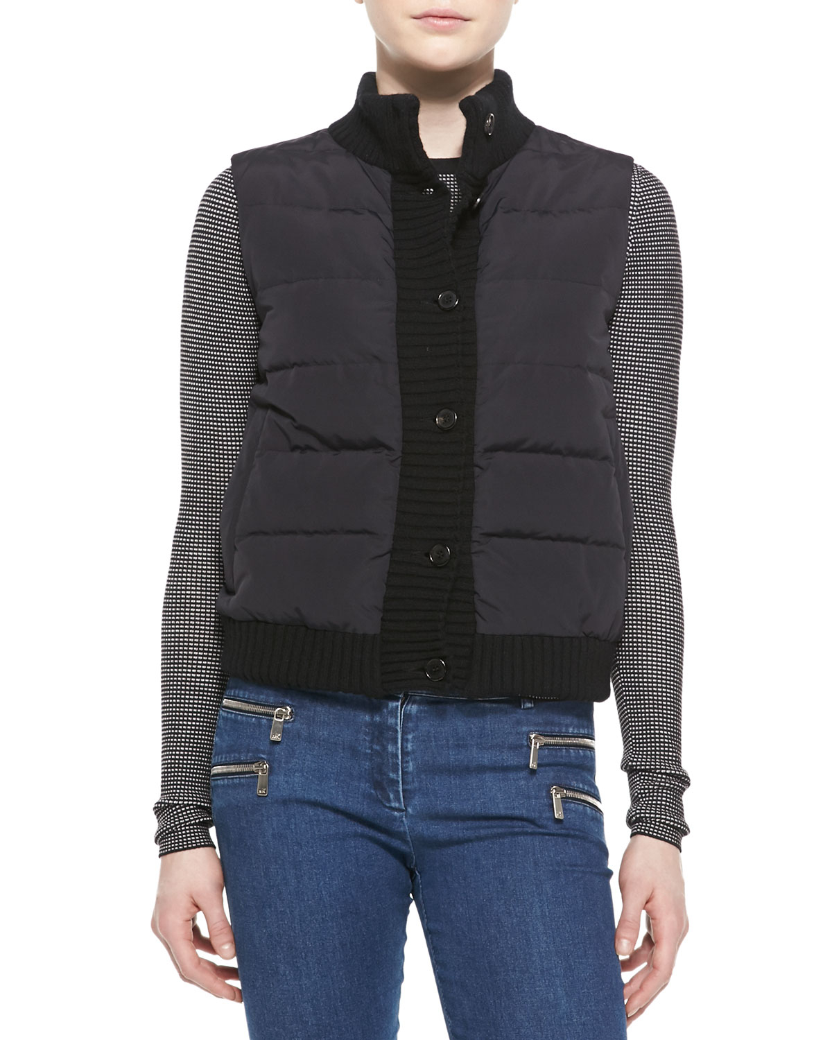 how to make a puffer vest