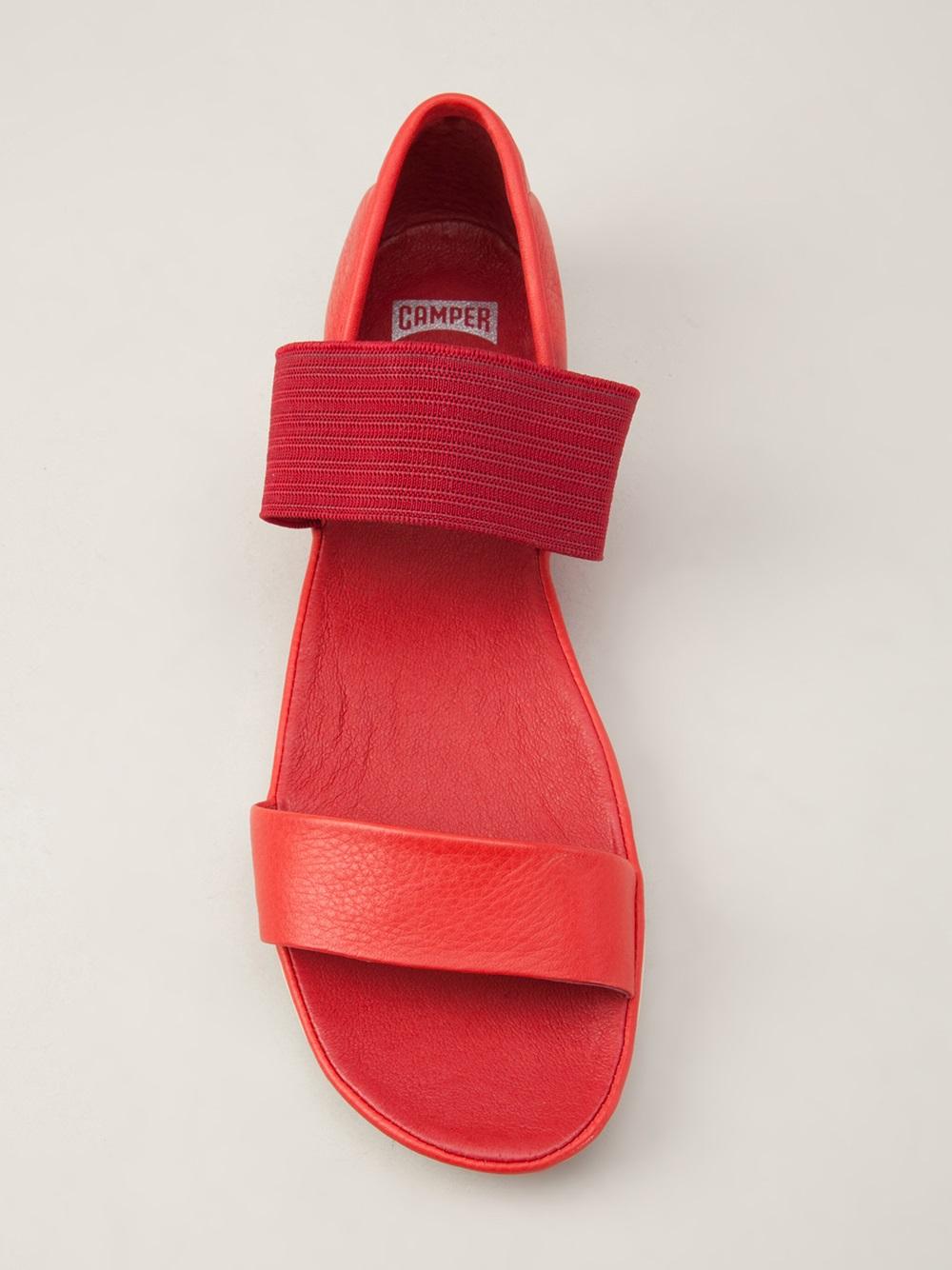Womens Right Nina Open Toe Sandals Camper LNK9BglD